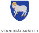 Færøernes landsstyre logo Size: (128 X 110)